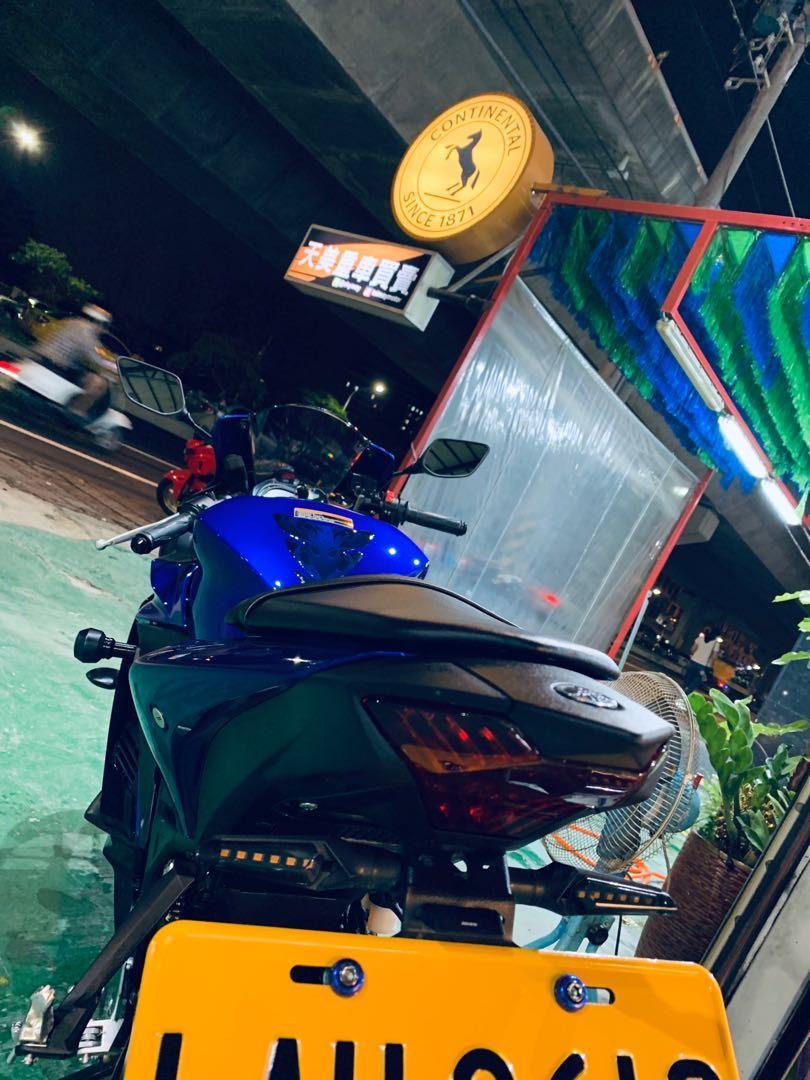 2019 YAMAHA R3 ABS 黃牌重機3500交車