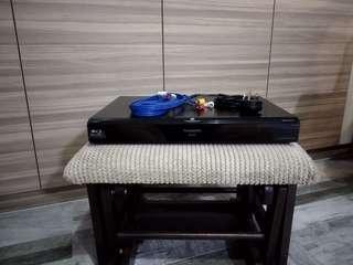 Panasonic Bluray Disk Player