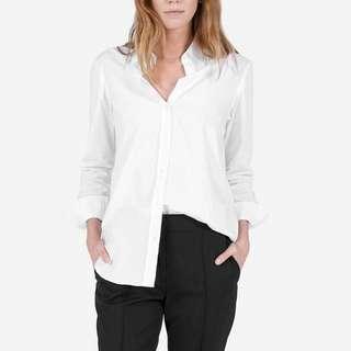 🚚 H&M Label of Graded Goods cotton shirt