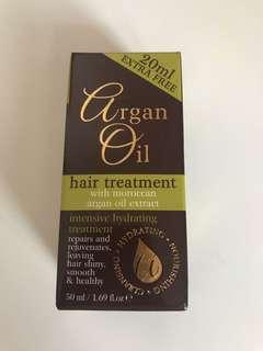Argon Oil hair treatment (50ml) avail for 2 wks only