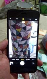 Iphone 7 plus 256gb MY