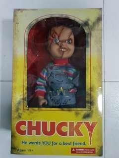 Chucky Doll by Mezco
