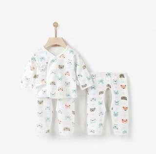 Baby Pyjamas / newborn sleep suits