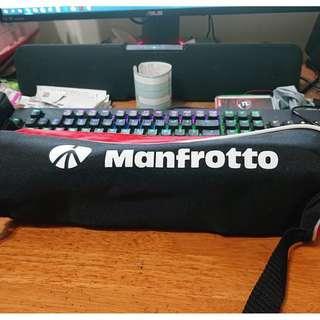 Manfrotto Befree One 自由者旅行反折腳架- 黑色