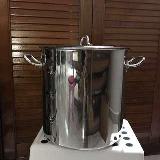 Seagull Stainless Steel Pot XL