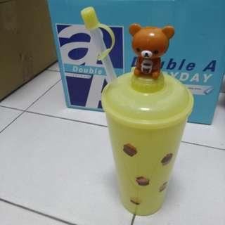 🚚 拉拉熊水壺杯