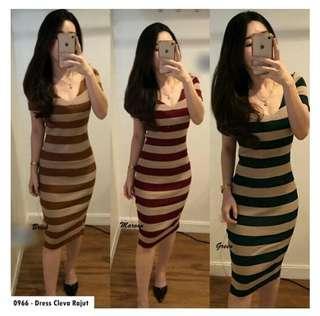 Dress Cleva Rajut