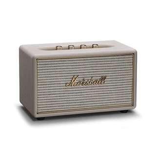 Marshall Acton Multi-room Wireless Wi-fi Speaker Cream