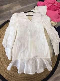 Zimmermann sample dress size 0