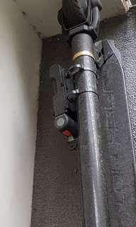 Carbon Fibre Electric Scooter Lock