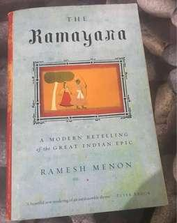 🚚 The Ramayana - A modern retelling of The Great Indian Epic by Ramesh Menon