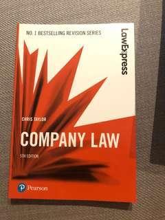 🚚 Company Law