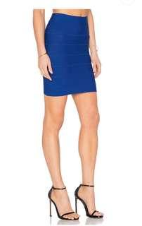 🚚 $250 NEW! BCBG Blue Skirt (uk10)