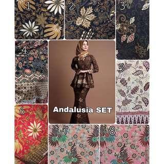 Andalusia Set