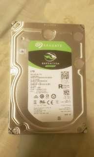 "Seagate BarraCuda Pro 3.5"" 7200RPM 6TB HDD 企業級硬碟 硬盤"