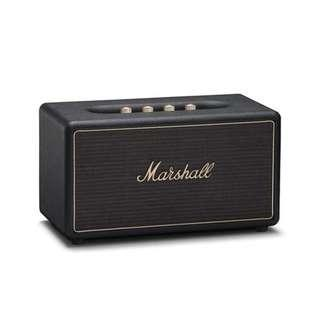 Marshall Stanmore Multi-room Wireless Wi-fi Speaker Black
