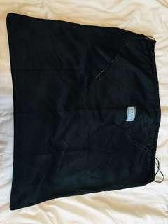 Prada dust bag