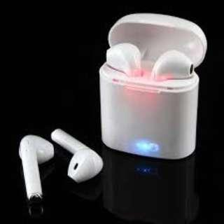 V5 Bluetooth TWSI7 Wireless Earbuds