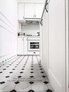 KITCHEN CABINET - VICTORIAN STYLE (Project-763 Woodlands Ring Road)