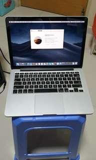 #03 Macbook pro retina late 2012 i5 2.5GHz 8GB 256GB