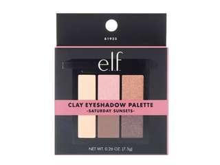 🚚 elf clay eyeshadow palette - Saturday sunsets