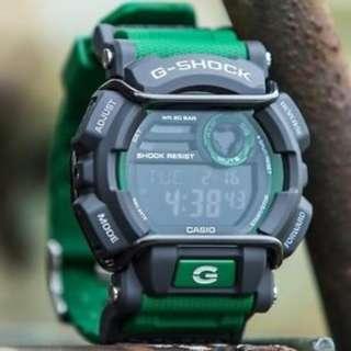 Casio G-Shock GD-400-3 Watch
