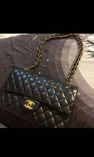 Medium Chanel flap authentic