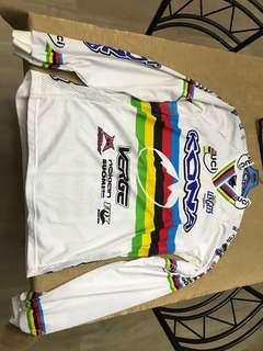 Verge bicycle jersey