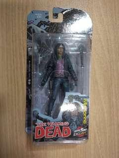 歡迎合理議價 Mcfarlane The Walking Dead comic Michonne 五英寸比例 (不是shf mafex mezco revoltech comicave studio Figma NECA hasbro)