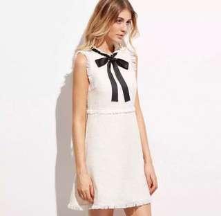 Chanel inspired dress