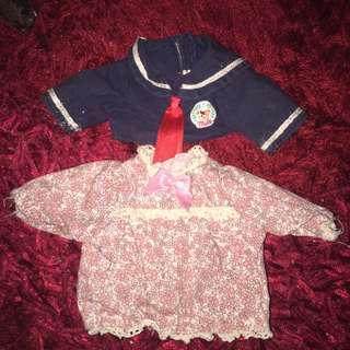 Mell chan doll clothes