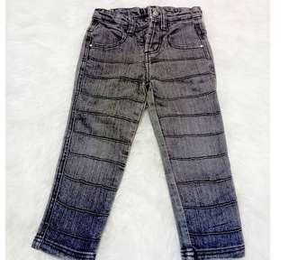 Celana panjang abu