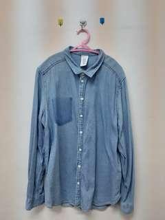 Denim Shirt H&M