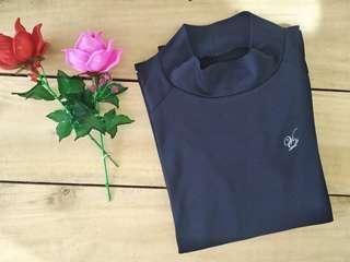 Gym Shirt Navy for Women