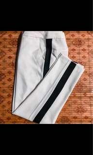 #SNAPENDGAME Side Stripe Pants