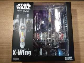 歡迎合理議價 山口式 Revoltech Star Wars X-Wing Series NO.006(不是shf mafex mezco star wars the black series comicave studio Figma NECA)