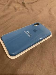 Original and Brand New iPhone X Silicone Case