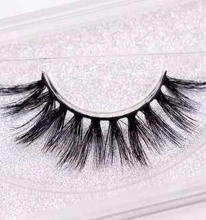 Handmade Mink eyelashes
