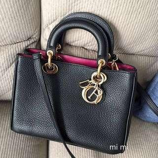 Dior Mini GHW (only Trade With Chanel classic or Dior)
