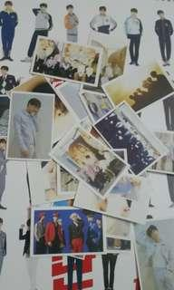 Lomo card bts 25 pcs