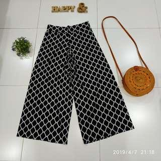 Brand New Square Fall Pants (3 Designs)