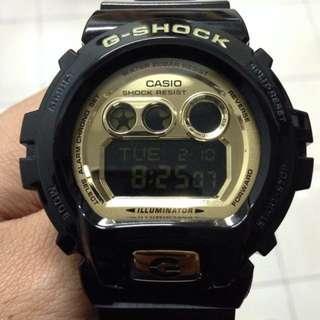 Casio G-Shock GDX6900FB-1 watch