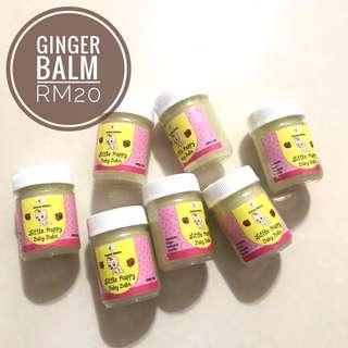 Ginger Balm