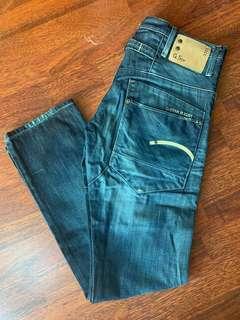 G-Star 3301 Raw Denim Jeans
