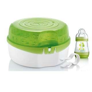 MAM Microwave Steam Steriliser 美國奶樽咀微波消毒器