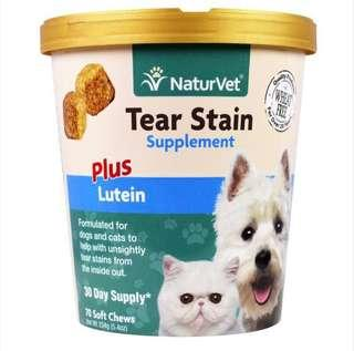 🚚 Tear Stain supplement chewable treats (For Dog & Cat)