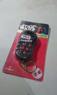 Star Wars Electronic Keychain