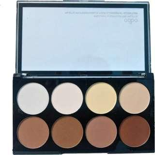 🚚 BNIB Odbo Highlight & Contour Pro Palette in 01