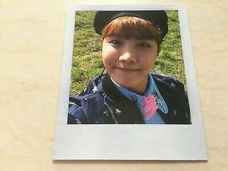 BTS YOUNG FOREVER JHOPE OFFICIAL PC