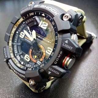 Casio G-Shock GG-1000-1A5 MUDMASTER Watch